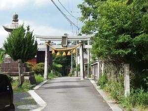 亀山八幡神社
